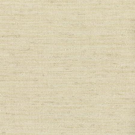 Warner Textures Bennie Beige Faux Grasscloth Wallpaper