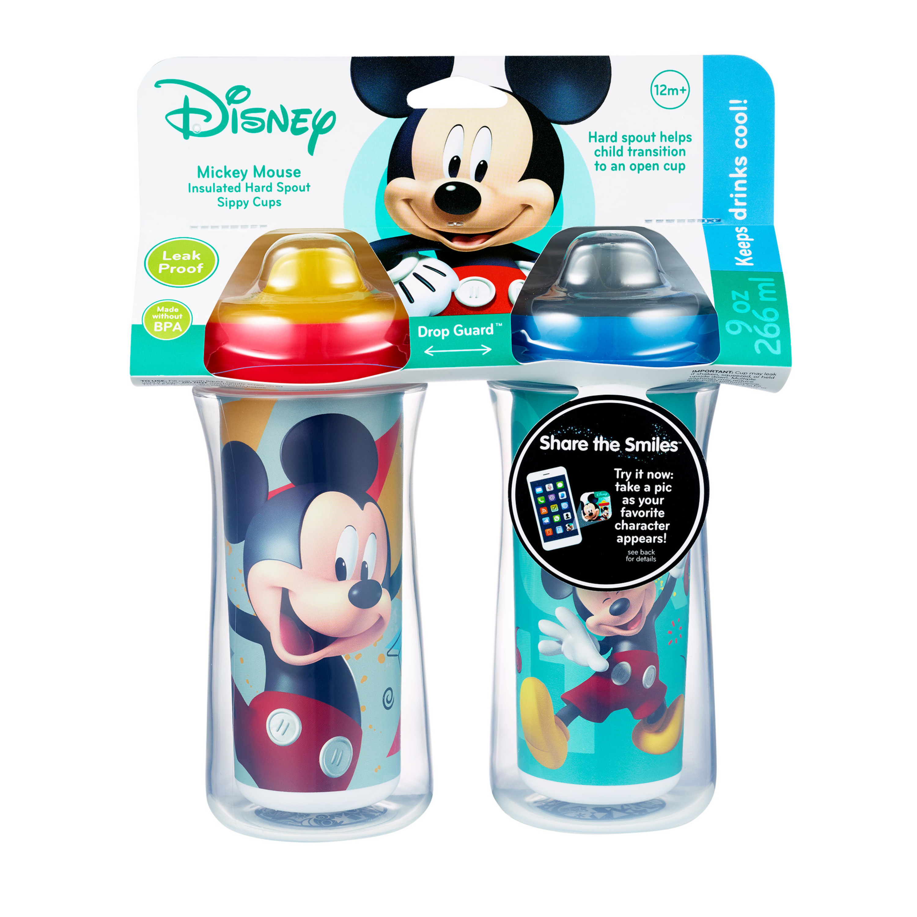 STOR SIPPY BOWL MICKEY ICONS
