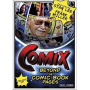 Comix Beyond The Comic Book Pages by Kino International