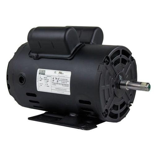 3 HP Horse Power 1 PH Single Phase Heavy Duty Electric Compressor Motor 10698252