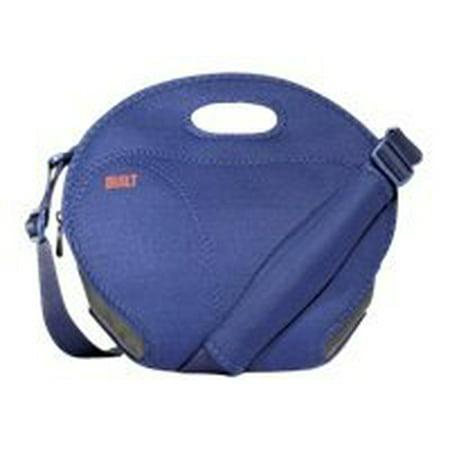 (BUILT Cargo Camera Bag Navy Blue Medium)
