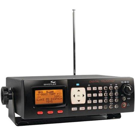 WHISTLER WHIWS1065B Whistler Ws1065 Digital Desktop-mobile Radio Scanner by