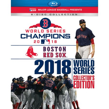 MLB: 2018 World Series (Blu-ray)