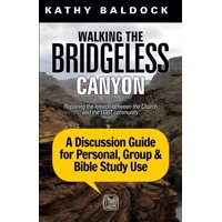 Walking the Bridgeless Canyon: Repairing the breach between the Church and the LGBT community: A Discussion Guide for Personal, Group & Bible Study Use (Paperback)