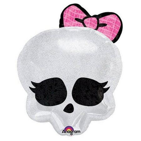 Monster High Skullette Birthday Party 18