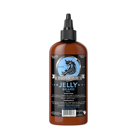 Bossman Jelly Beard Oil (Magic)