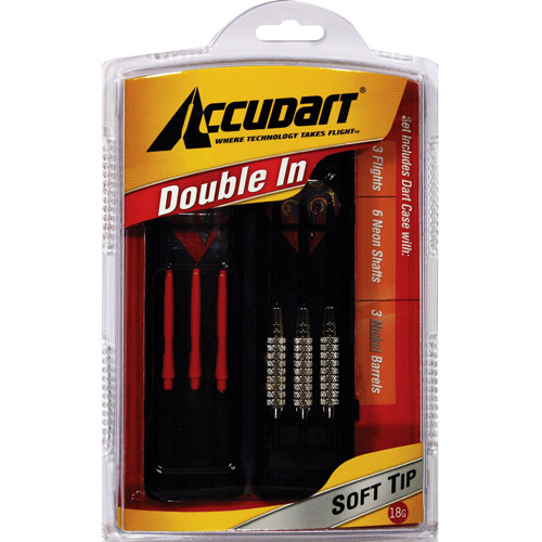 Accudart Double-In Dart Set