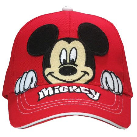 Disney Mickey Mouse Boys Peek-A-Boo Baseball Cap [2013]