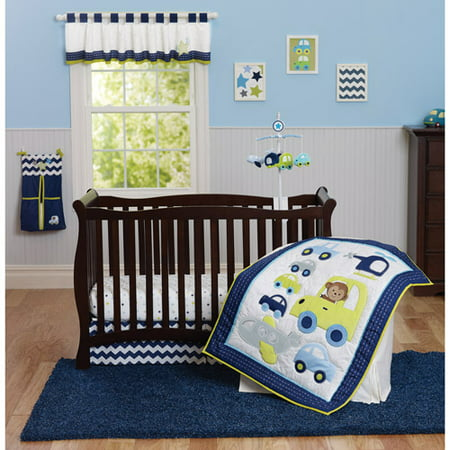 Child Of Mine By Carter S On The Go 3 Piece Crib Bedding