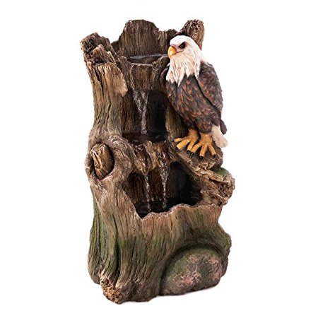 Eagle Strength Fountain Home Decor Decorative Items Accessories And Gifts