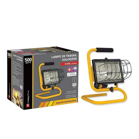 Xtricity Work-light halogen 500W 12'' - image 1 of 7