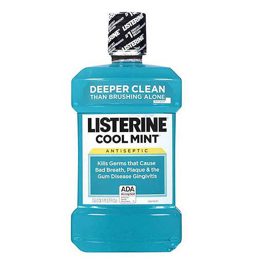 Listerine Cool Mint Antiseptic Mouthwash 1.5 L