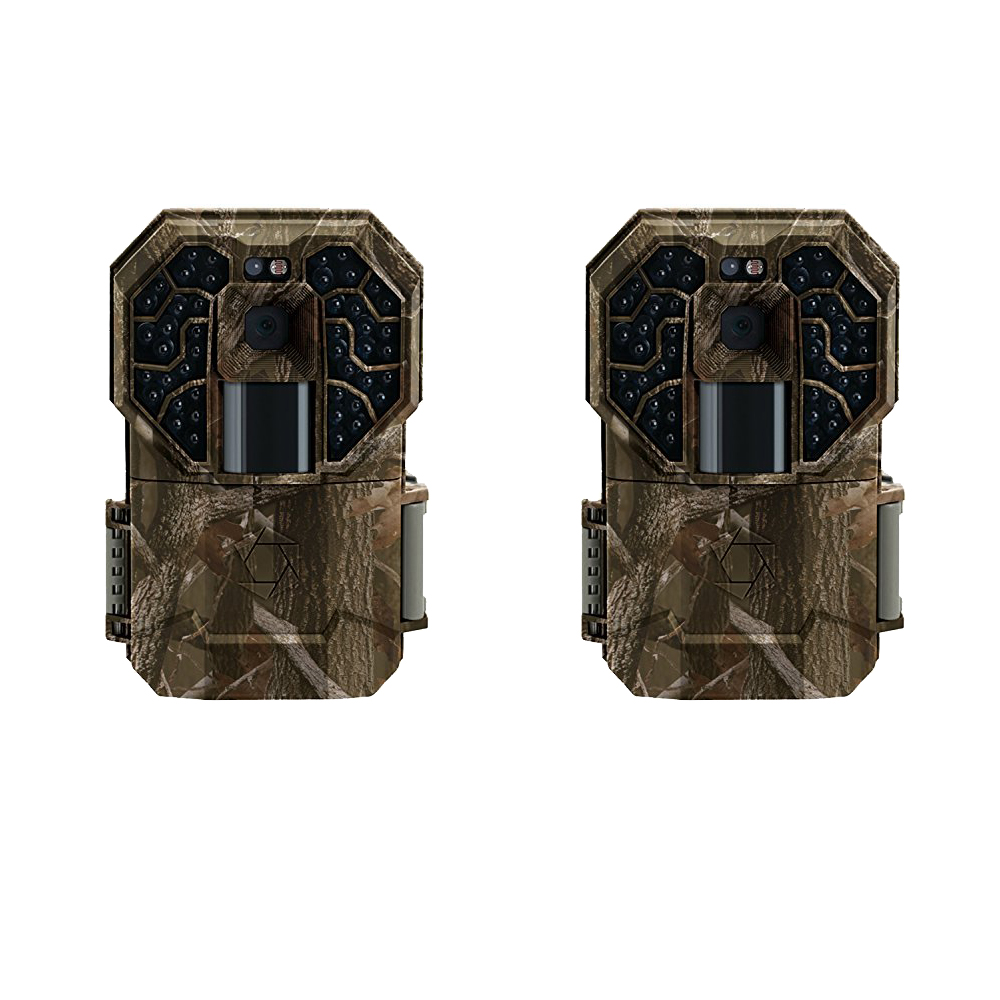 (2) Stealth Cam G45NG No Glo Trail Game Camera (12MP) | STC-G45NG by Stealth Cam