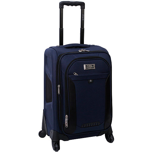 Jeep Camber Expandable Upright Spinner Luggage