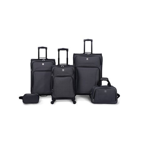 Protege 5 Piece Spinner Luggage Set