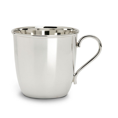 Krysaliis Classique Sterling Silver Baby Wine Handle Cup