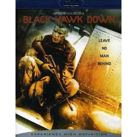 Black Hawk Down  Blu Ray