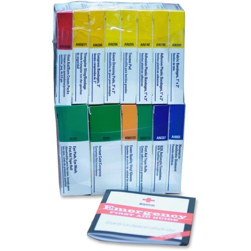 First Aid Only 16-Unit First Aid Kit - 1 Each