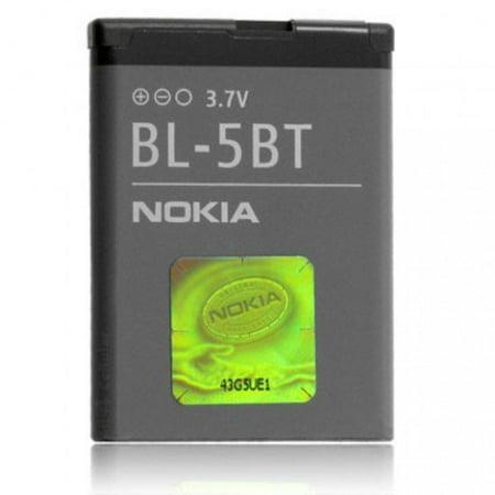 - NOKIA N75 N 75  BL-5BT BL5BT BATTERY (Refurbished)
