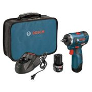 BOSCH PS22-02 12V Brushless Two-Speed Pocket Driver Kit