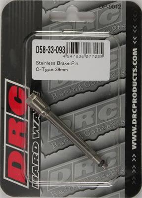 Drc Stainless Brake Pin D58-33-093