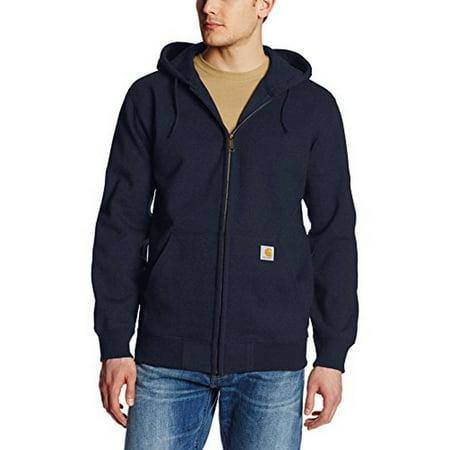 Carhartt Mens RD Paxton HW Hooded Zip Front Sweatshirt
