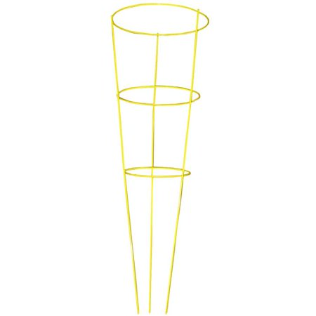 Image of Glamos Wire 704209 14 x 42 Heavy Duty Support - Yellow - Pack of 25