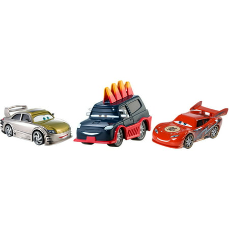 - Disney Cars Toons 3 Race to the Finish Die-Cast Vehicle