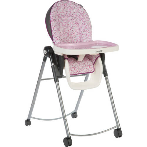 Safety 1st AdapTable High Chair, Sorbet,