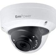 LTS IP-5DM-F36-SAL, 5MP IR Mini Dome Network Camera with 3.6mm Lens