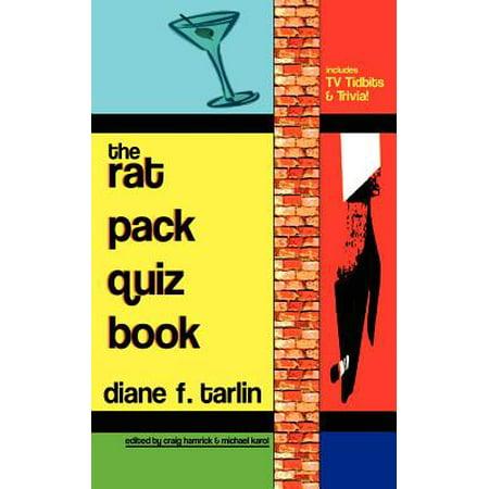 The Rat Pack Quiz Book : Includes TV Tidbits & Trivia!](Halloween Movie Trivia Quiz)