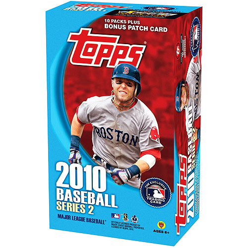2010 Topps 2 MLB Blaster (10 Packs) T10BB2B