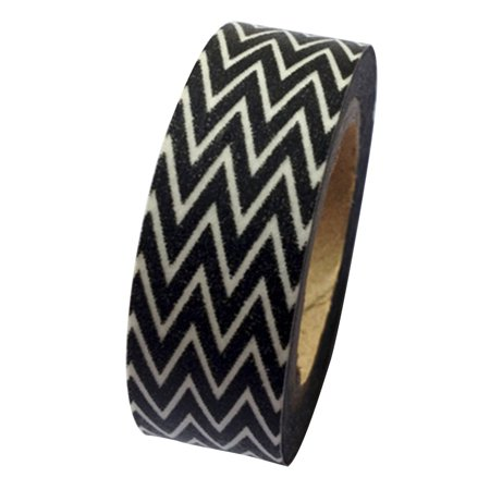Washi Tape Wholesale (Dress My Cupcake Washi Decorative Tape for Gifts and Favors, Classic Black)