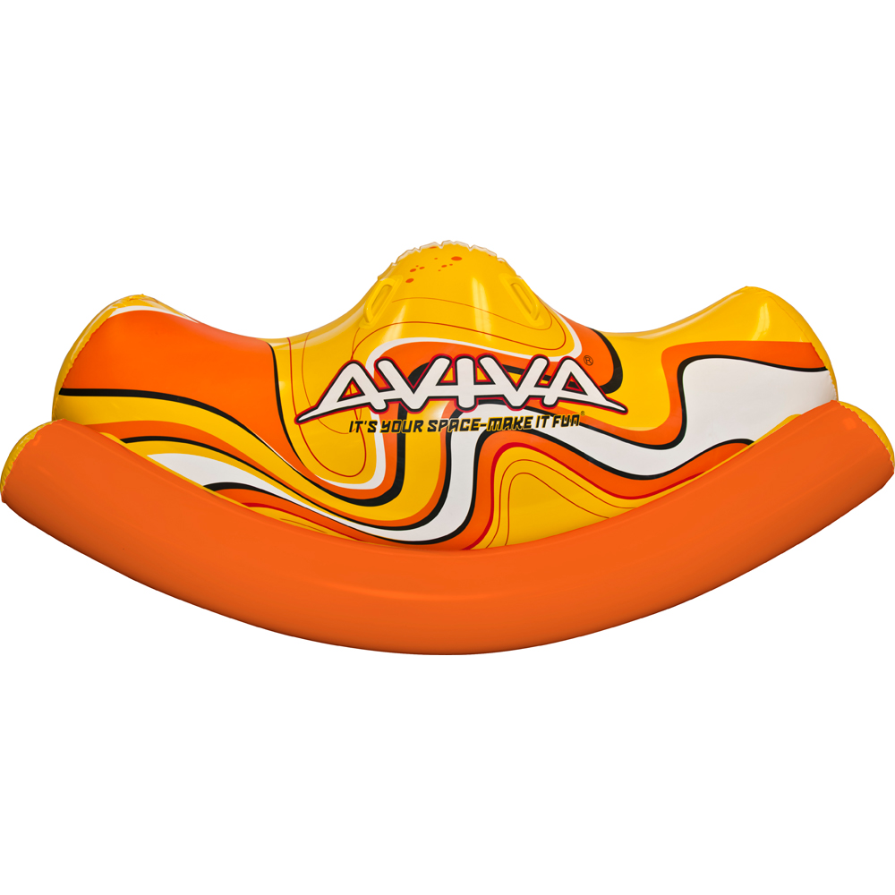 Water Totter in Yellow and Orange