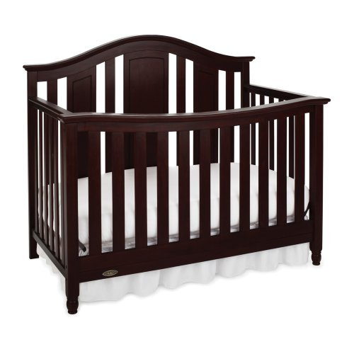Graco Nottingham 4 In 1 Convertible Crib Collection