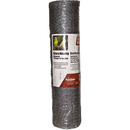Grip Rite Prime Source AN48100 48 in X 100' Aviary Netting