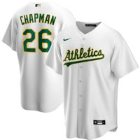 Matt Chapman Oakland Athletics Nike Home 2020 Replica Player Jersey - White