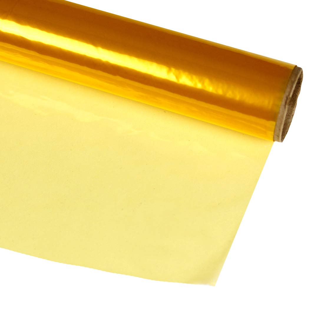 Products Cellophane Roll – Cellophane Wrap for Crafts, Gifts, and Baskets 20 Inch x 12.5 Feet, Yellow, BRIGHT, TRANSLUCENT COLORS – Variety of.., By Hygloss