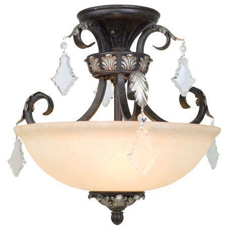 Dolan Designs 2105-148 Semi-Flush Ceiling Fixture from the Florence Collection