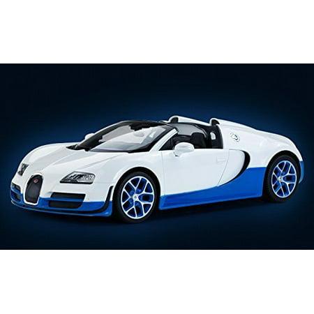 Radio Remote Control 1/14 Bugatti Veyron 16.4 Grand Sport Vitesse Licensed RC Model Car