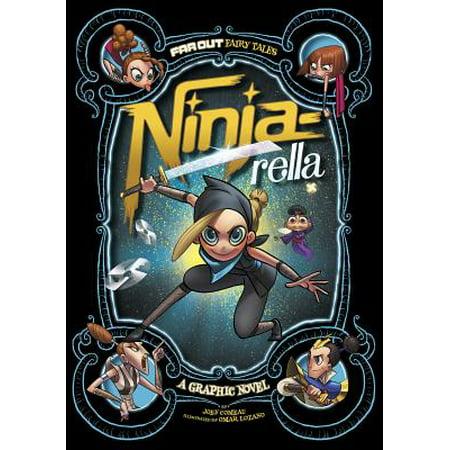 Ninja-Rella : A Graphic Novel (10 Best Graphic Novels)