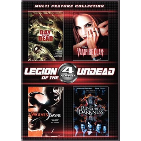 4 Film Legion Of The Undead Set (DVD)