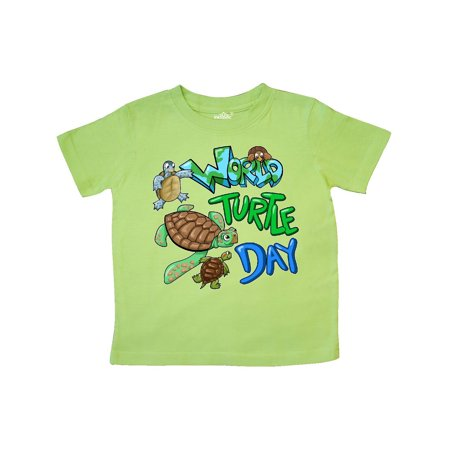World Turtle Day- cute turtles Toddler T-Shirt