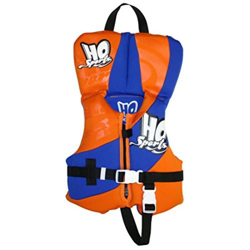 Sonicare HO Sports Infant Neo Infant Life Vest Orange