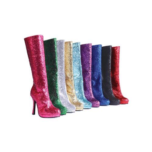 Glittering Adult Boots