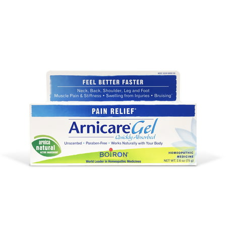 (Boiron Arnicare Pain Relief Gel, 2.6 Oz)