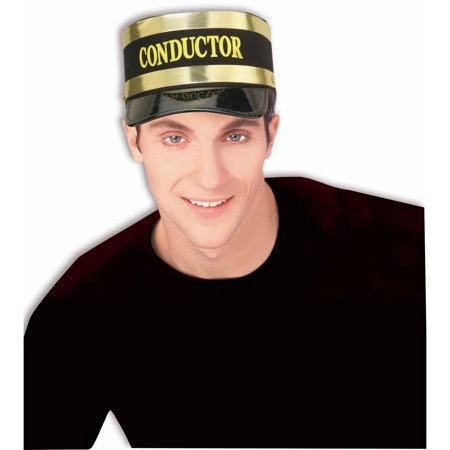 Conductor Hat Economy Halloween Accessory