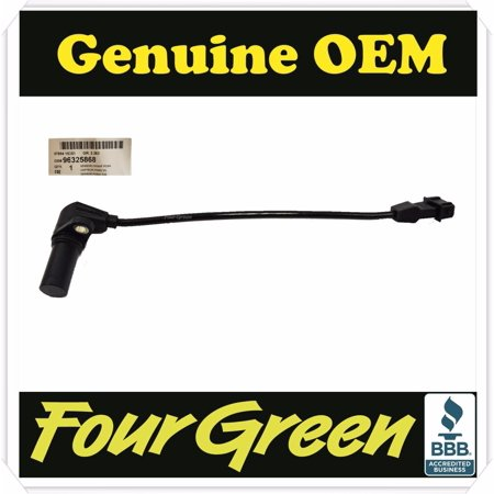 GM Chevrolet Aveo Daewoo Matiz Kalos Crankshaft Position Sensor OEM