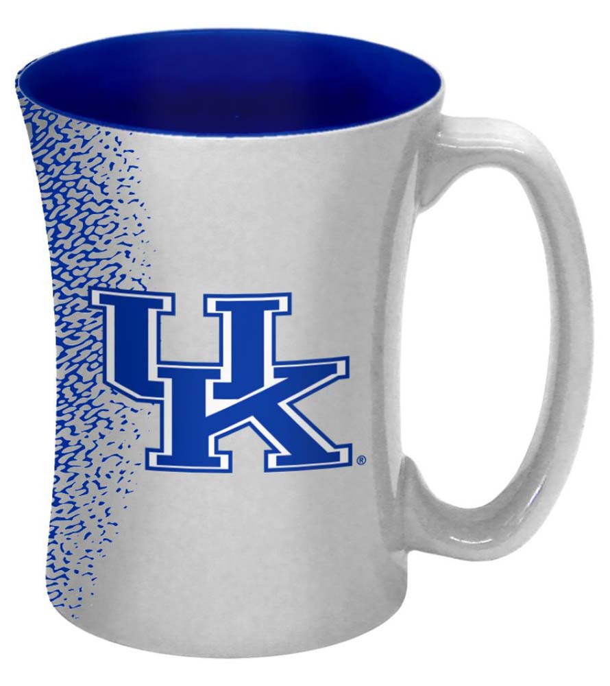 Kentucky Wildcats Coffee Mug - 14 oz Mocha