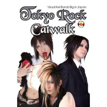 - Tokyo Rock Catwalk: Visual Kei Bands Big in Japan - eBook